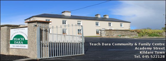 Teach Dara Community and Family Resource Centre, Academy Street, Kildare Town